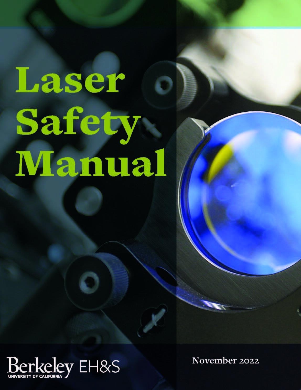 Laser Safety Manual, November 2015