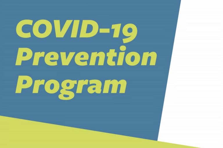 COVID-19 Prevention Plan