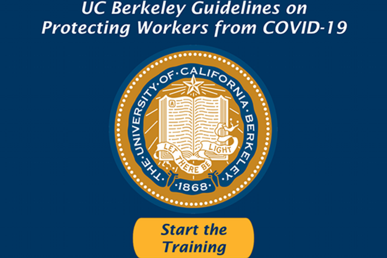 UC Berkeley Guidelines on Protecting Workers from COVID-19