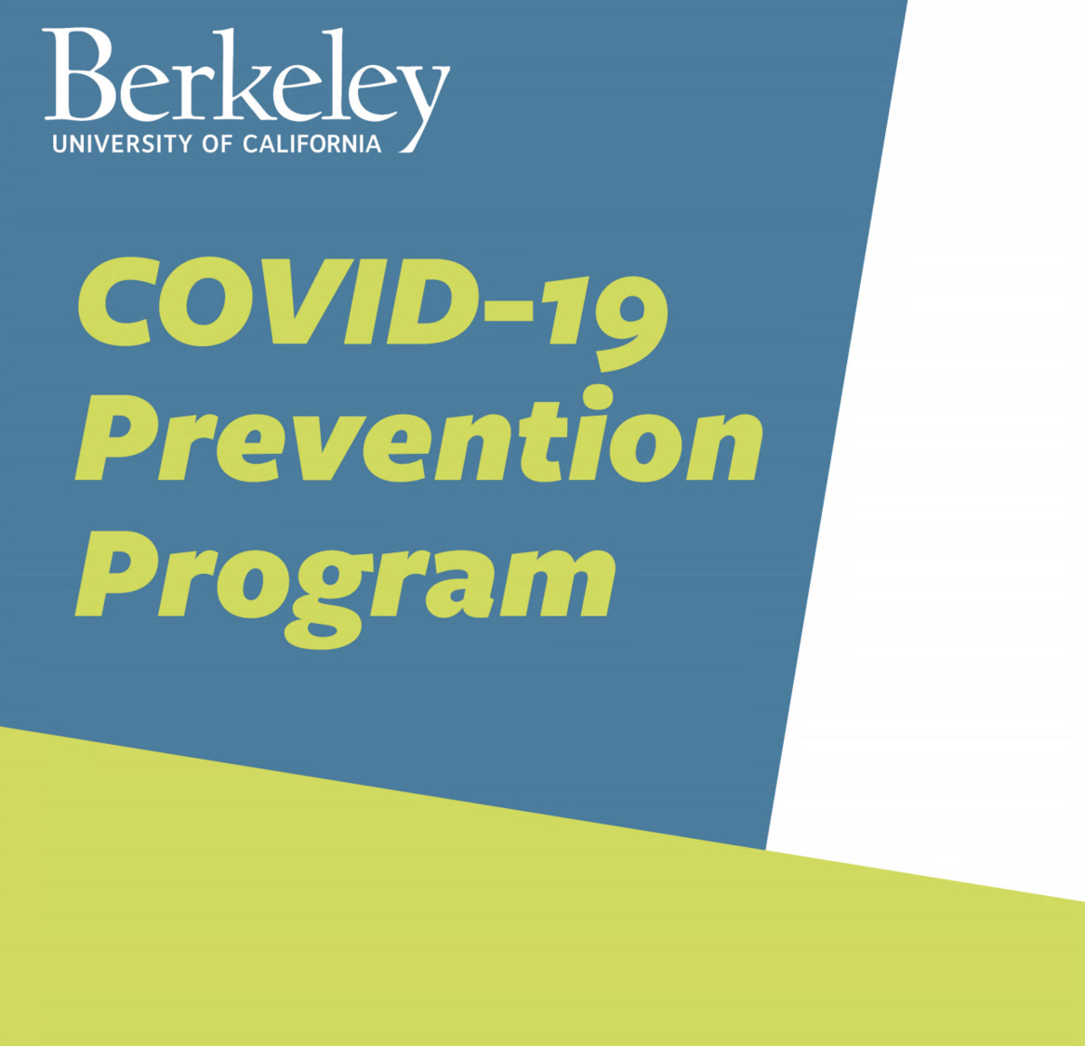 COVID-19 Prevention Program