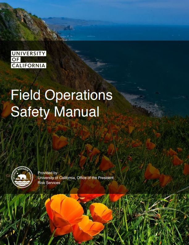 Field Operations Safety Manual
