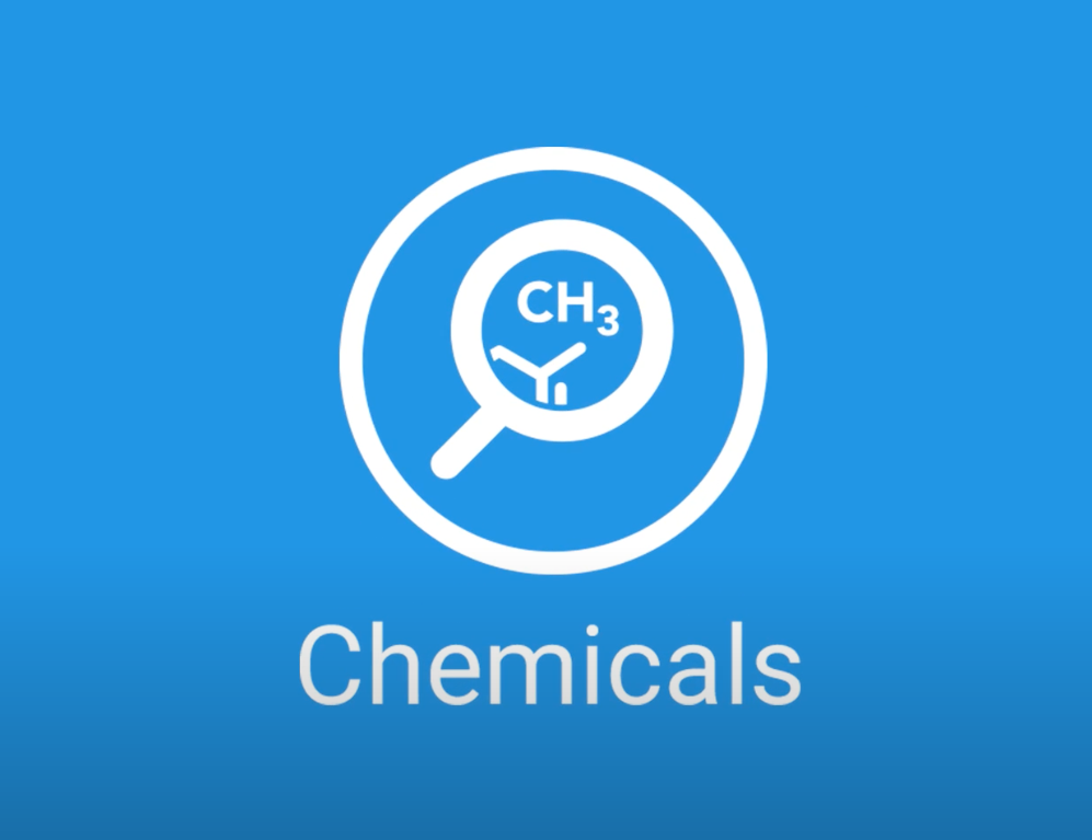 Chemicals Application Logo